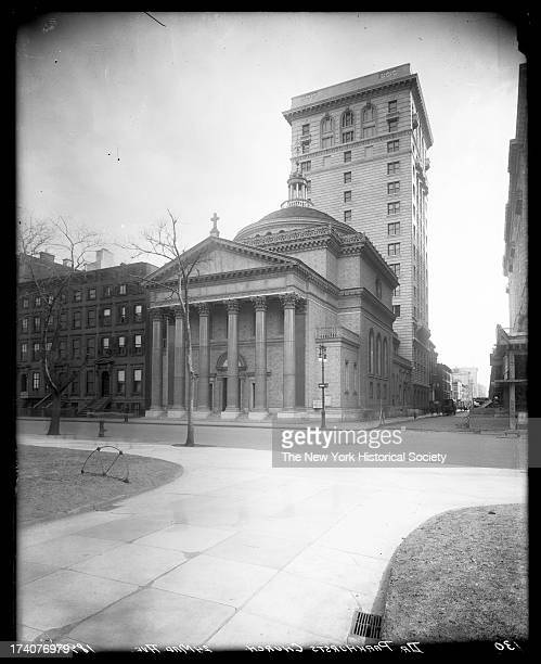 Madison Square Presbyterian Church , built 1906; demolished 1919. McKim, Mead & White, architects,New York, New York, late 1900s to late 1910s.