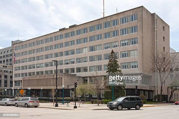 Madison, Wisconsin City Hall