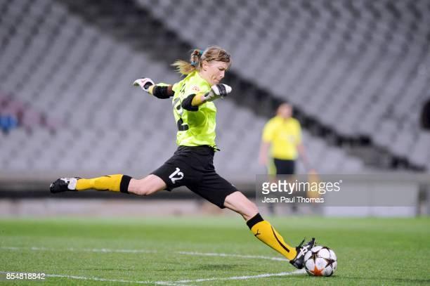 Madiya BARANOVA Lyon / Zvezda 2005 Perm 1/4 Finale Retour de la Ligue des Champions 2010/2011 Lyon