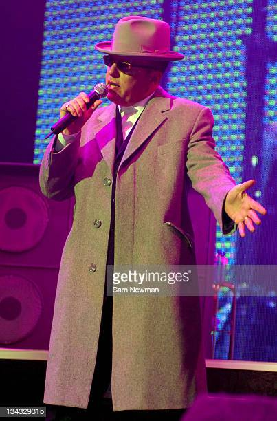 """""""Madness"""" during """"Madness"""" in Concert at the Brixton Academy - December 7, 2006 at Brixton Academy in London, Great Britain."""
