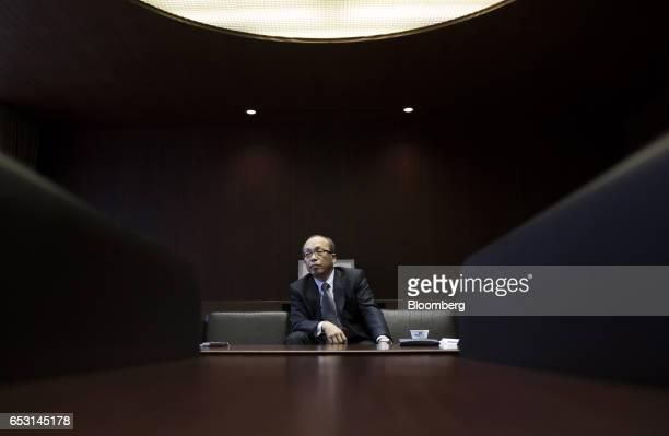 Madoka Kitamura president of Toto Ltd speaks during an interview in Kitakyushu Fukuoka Japan on Tuesday Jan 24 2017 After transforming toiletswith...