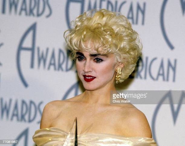 Madonna 1987 American Music Awards