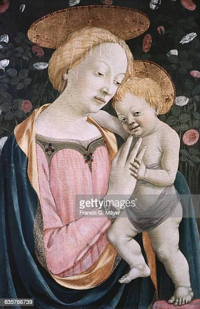 Madonna and Child by Domencio Veneziano