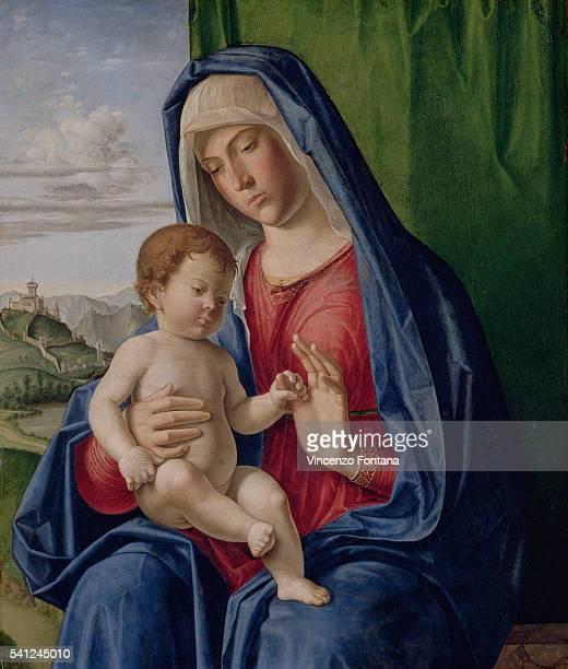 Madonna and Child by Giovanni Battista Cima da Conegliano