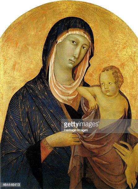 Madonna and Child ca 1320 Found in the collection of the Chiesa di Santa Maria dei Servi Siena