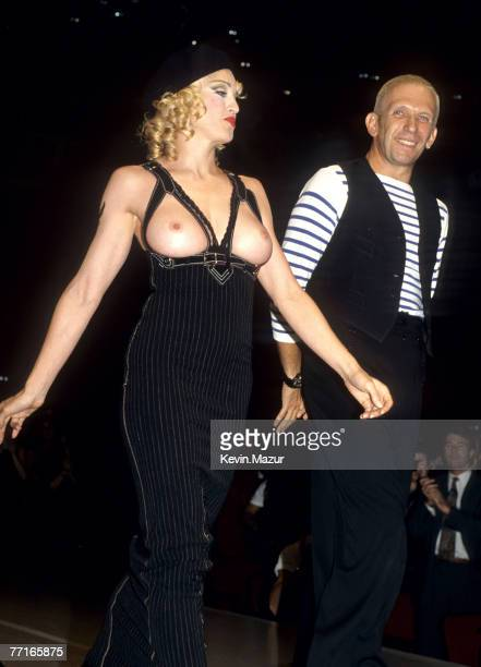 Madonna and JeanPaul Gaultier