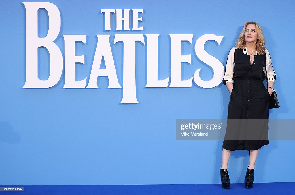 """The Beatles: Eight Days A Week - The Touring Years"" - World Premiere - Red Carpet Arrivals. : News Photo"