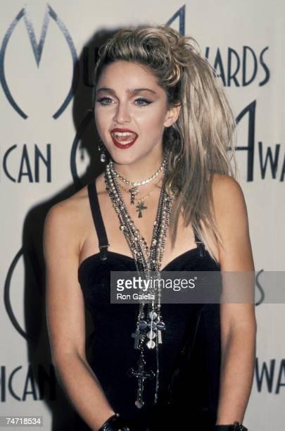 Madonna at the Shrine Auditorium in Los Angeles California