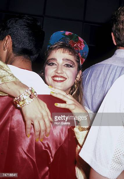 Madonna at the The Palladium in New York City, New York