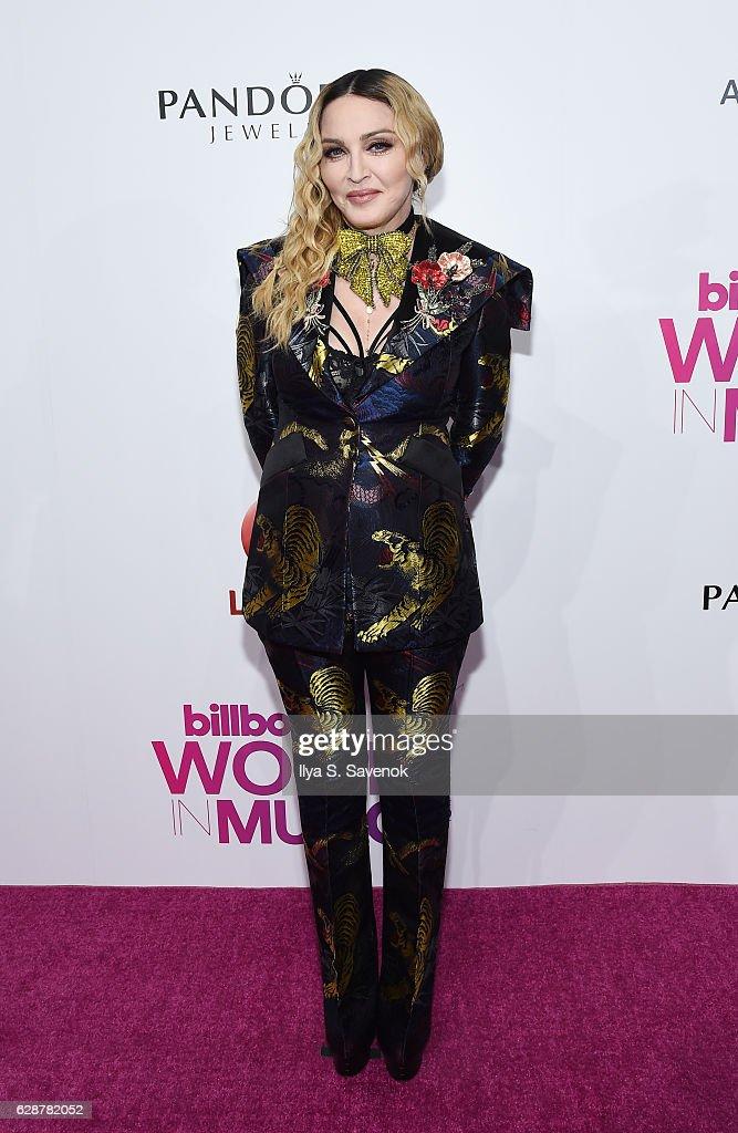 Billboard Women In Music 2016 Airing December 12th On Lifetime : Nachrichtenfoto