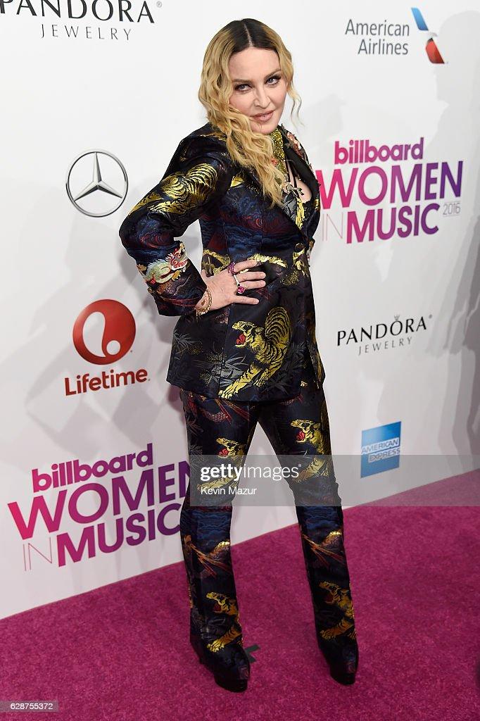 Billboard Women In Music 2016 - Arrivals : News Photo
