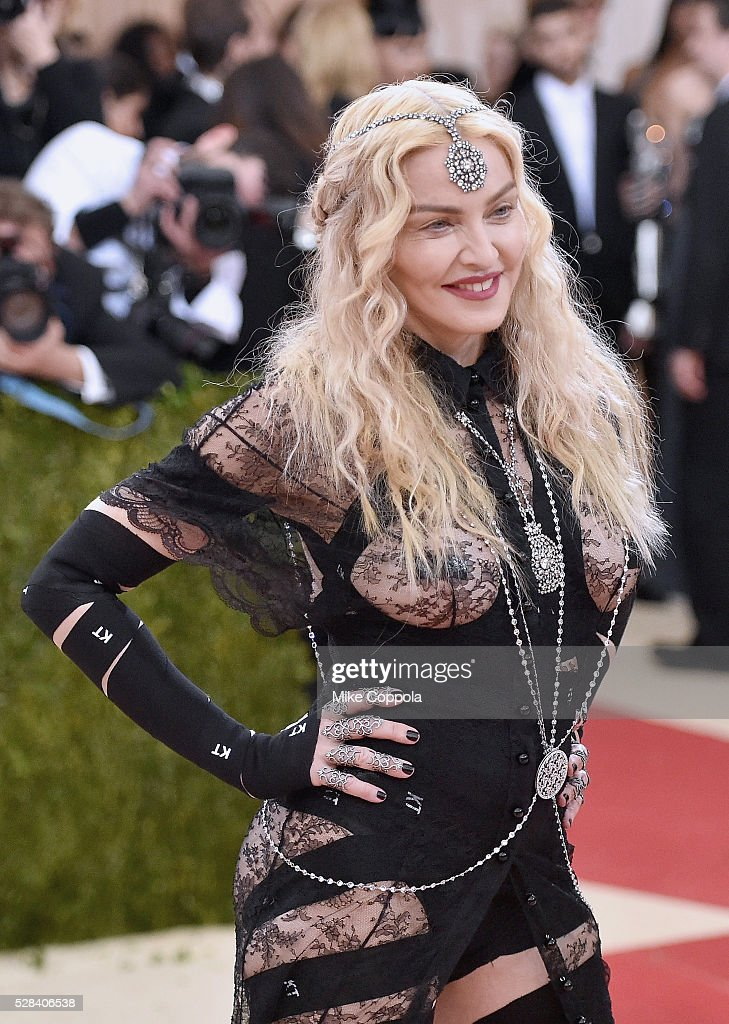 'Manus x Machina: Fashion In An Age Of Technology' Costume Institute Gala : News Photo
