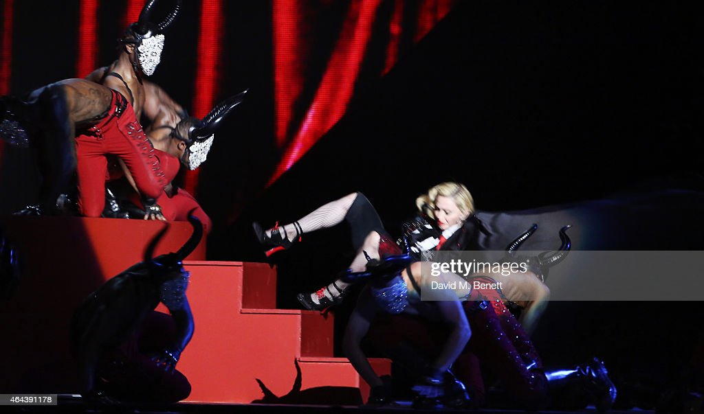 BRIT Awards 2015 - Show : News Photo
