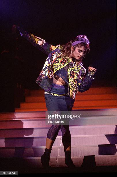 Madonna on 5/18/85 in Chicago, Il.