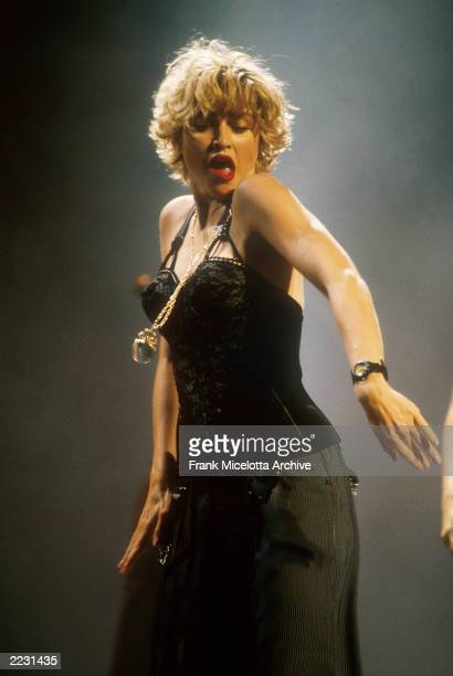 Madonna onstage performing at the 1989 MTV Video Music Awards in Los Angeles, Ca. 9/6/89. Photo by Frank Micelotta/ImageDirect