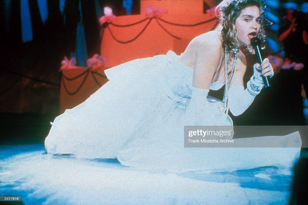 Madonna... : News Photo