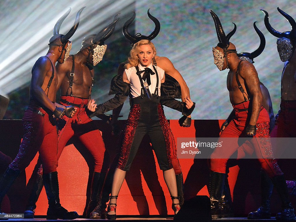 BRIT Awards 2015 - Show : News Photo