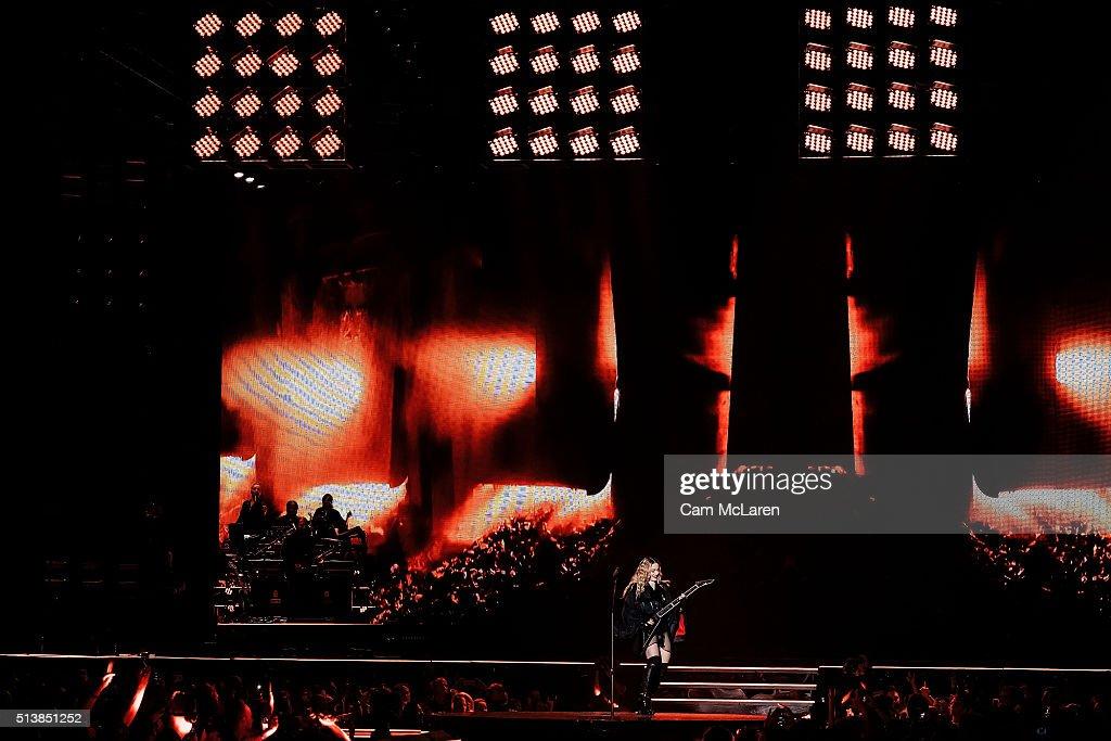 Madonna 'Rebel Heart' Tour : News Photo