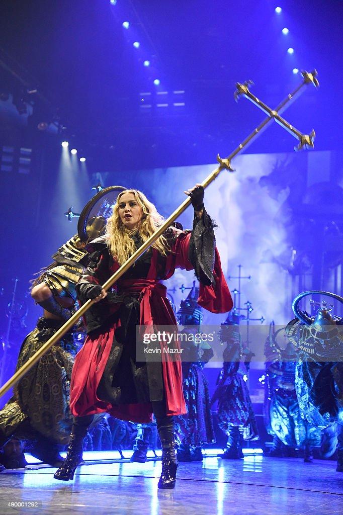 "Madonna ""Rebel Heart"" Tour - Philadelphia : News Photo"