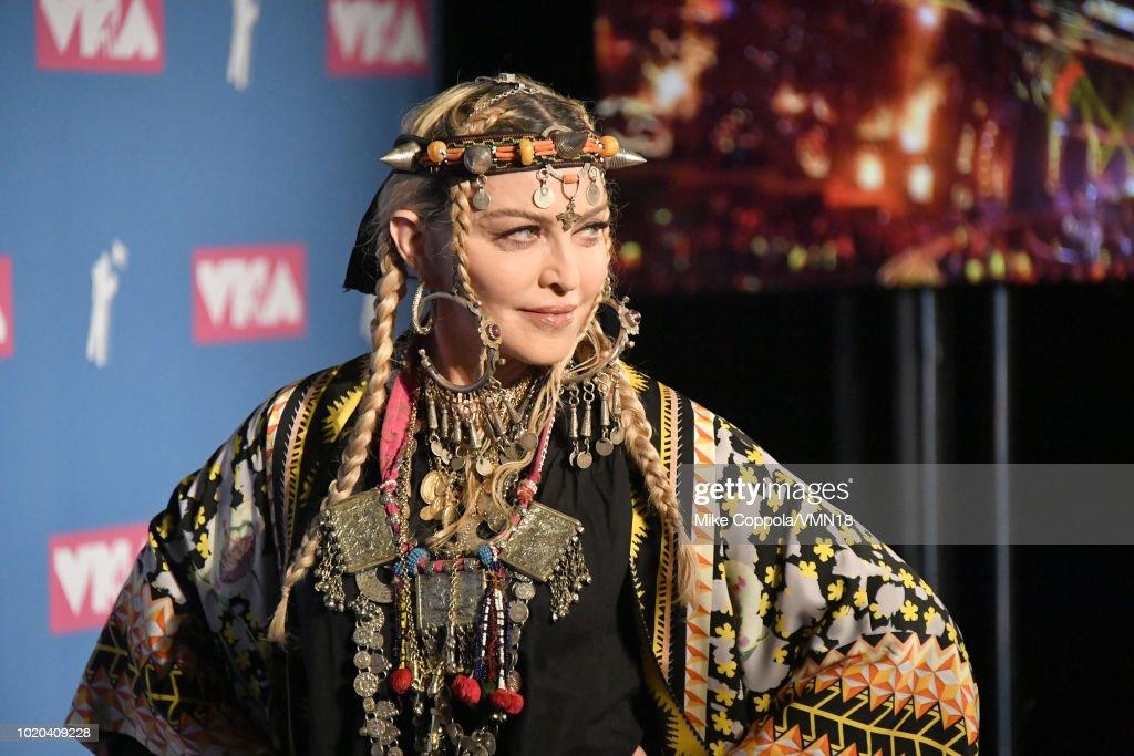 2018 MTV Video Music Awards - Show : Nieuwsfoto's