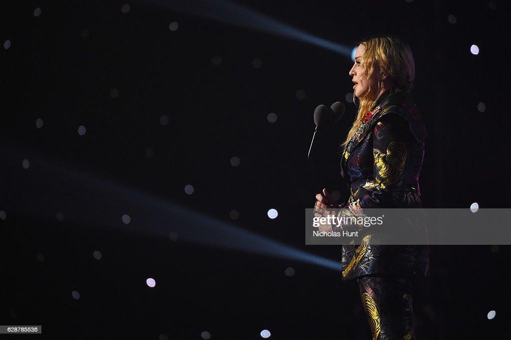 Billboard Women In Music 2016 - Inside : News Photo