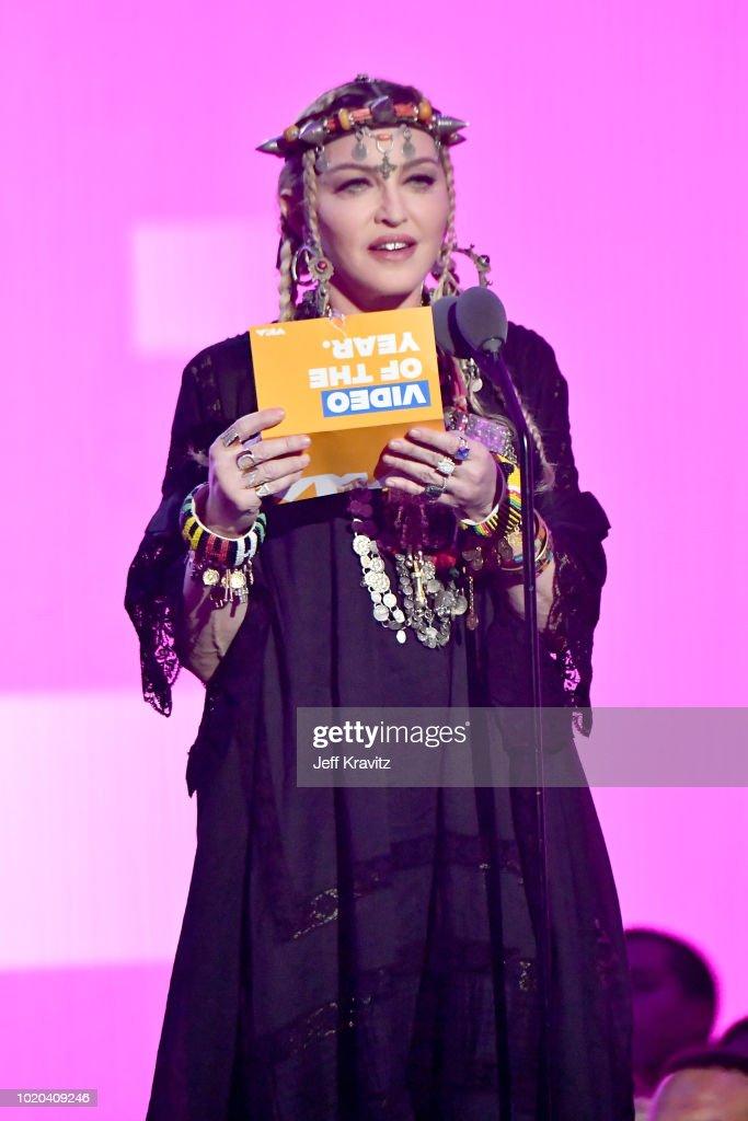 2018 MTV Video Music Awards - Show : Foto di attualità