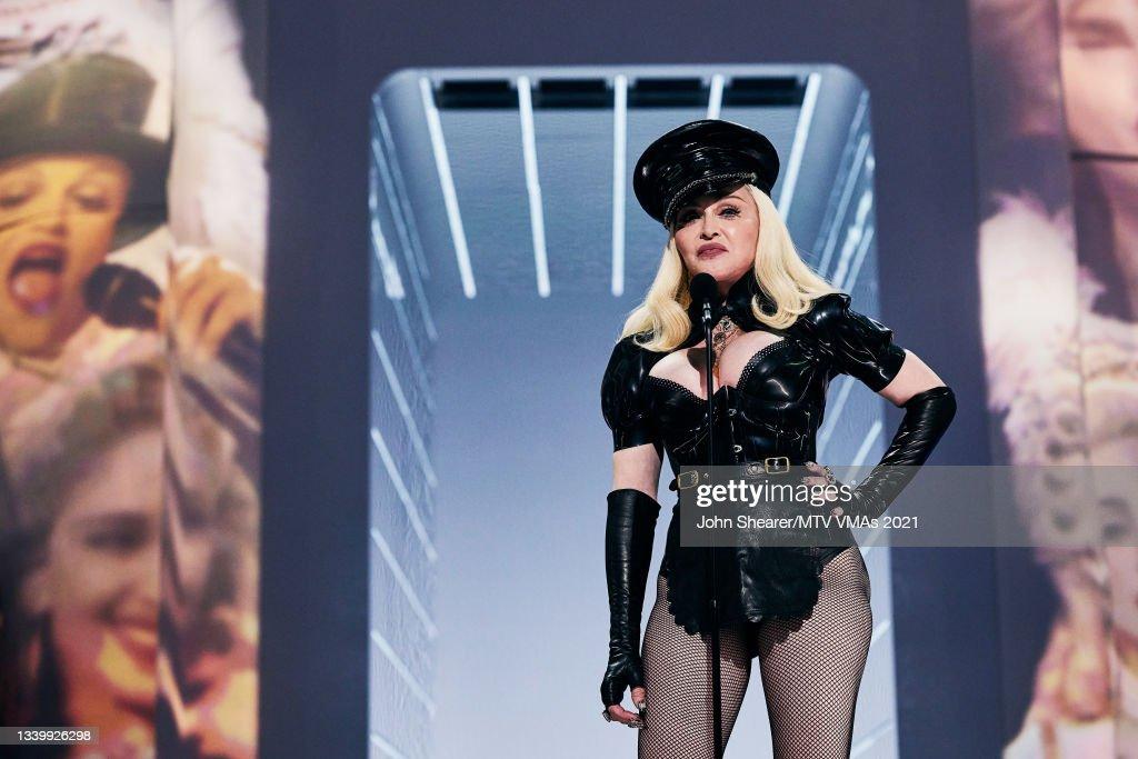2021 MTV Video Music Awards - Show : Nieuwsfoto's