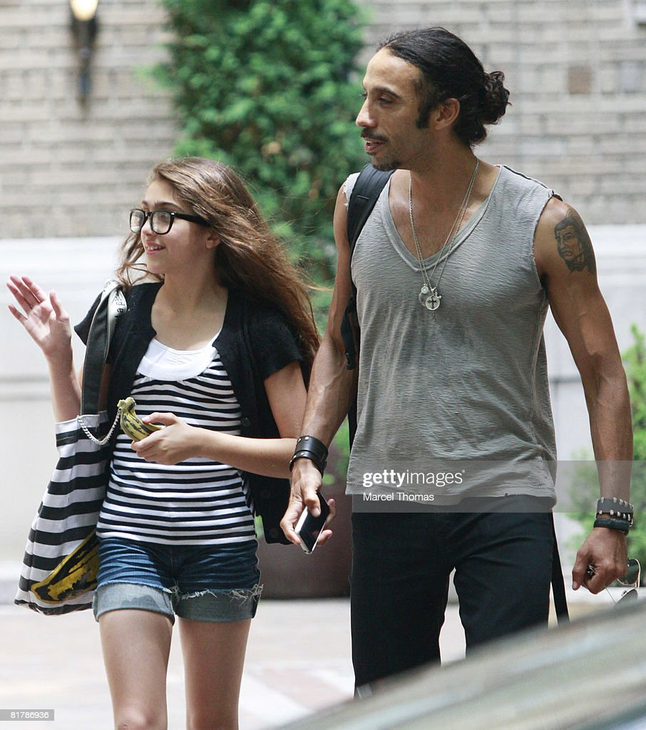 Celebrity Sightings in New York - June 30, 2008