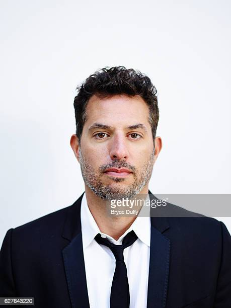 Madonna's manager and music business entrepreneur Guy Oseary is photographed for Billboard Magazine on January 13 2013 in Los Angeles California