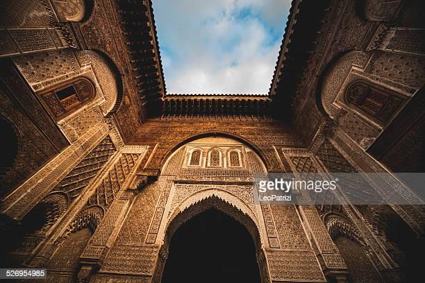 Madrasa al-Attarine in Fez
