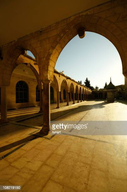 madrasah (18th century), sanliurfa, turkey - şanlıurfa stock pictures, royalty-free photos & images