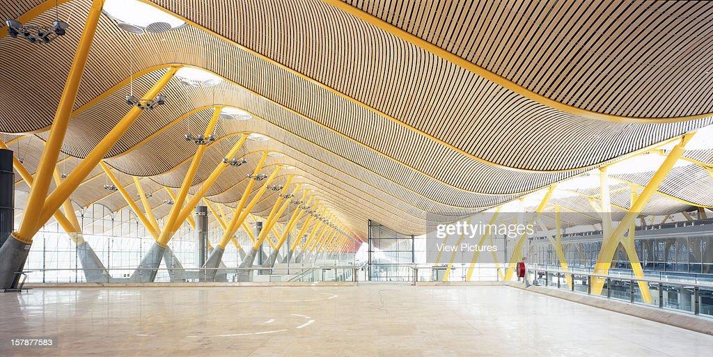MADRID BARAJAS AIRPORT - TERMINAL 4, MADRID, SPAIN