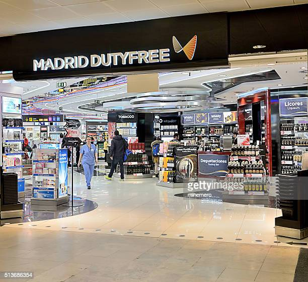 Madrid Duty Free Store