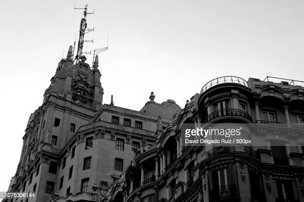 madrid, ephemeral remember streetphotography - david delgado ruiz stock-fotos und bilder