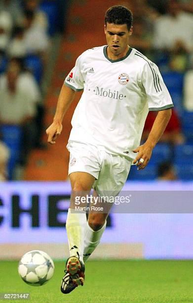 MADRID Madrid FC BAYERN MUENCHEN AC MAILAND 21 Michael BALLACK/BAYERN