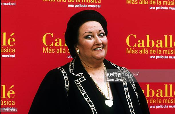 140303 Madrid Hotel Santo Mauro Película on Montserrat Caballé the film `Montserrat Caballé beyond music `has been released in all Spain With this...