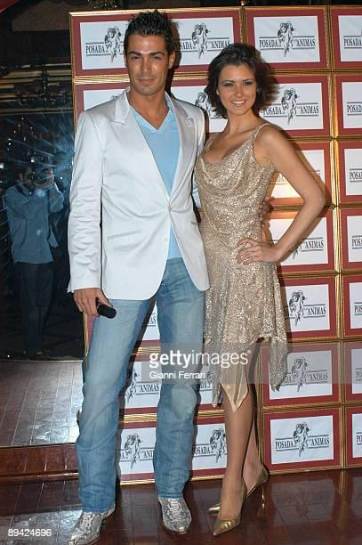 Madrid Jose Gomez Rodero Spanish Beauty Mister 2004 and Maria Jesus Ruiz Spanish Beauty Miss 2004