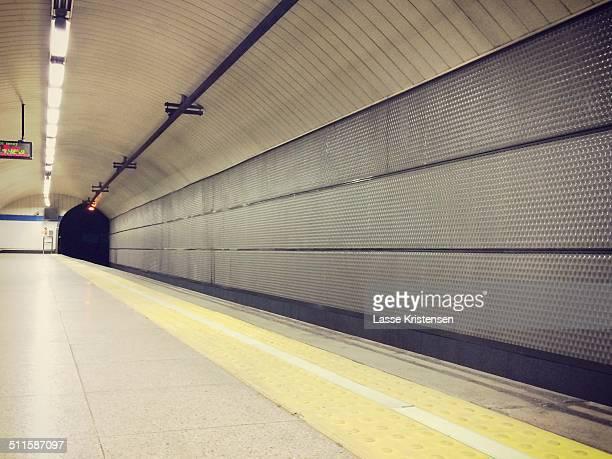 Madrid Metro Station