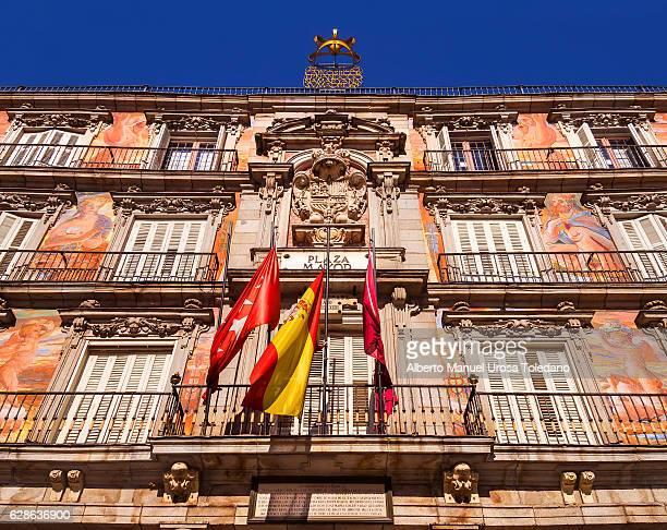 Madrid, Plaza Mayor sq. - Panaderia House