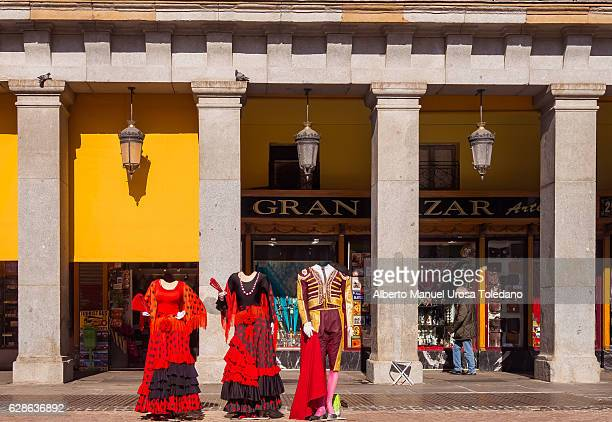 Madrid, Plaza Mayor square - Traditions