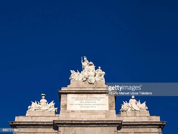 Madrid, Puerta de Toledo - Toledo Gate