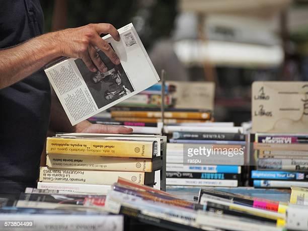 Madrid, secondhand books