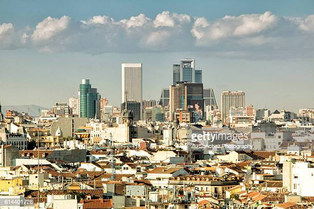 Madrid Sky