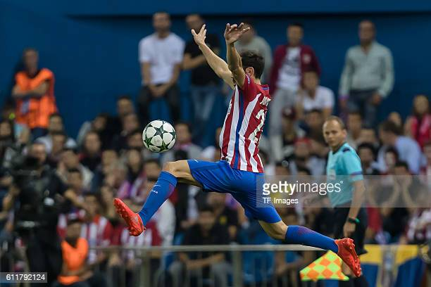 Madrid Spain UEFA Champions League 2016/17 Season Group D Matchday 2 Atletico Madrid FC Bayern Muenchen Juanfran