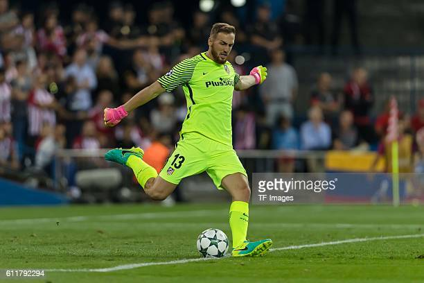 Madrid Spain UEFA Champions League 2016/17 Season Group D Matchday 2 Atletico Madrid FC Bayern Muenchen Torwart Jan Oblak