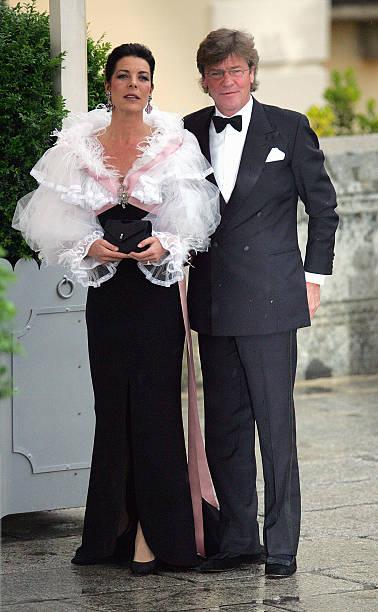 Princess Carolines First Husband: Gala Dinner At El Pardo Royal Palace In Preparation