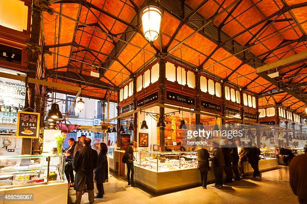 Madrid, Spain, San Miguel Market