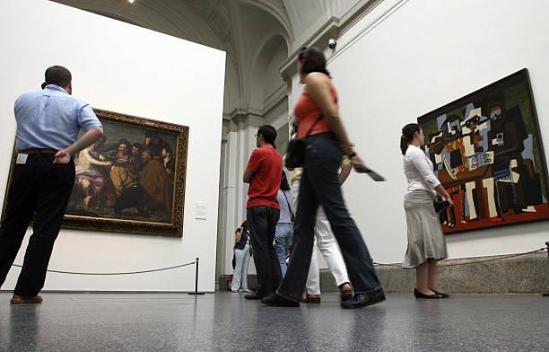 Spanish Painter Pablo Picassos