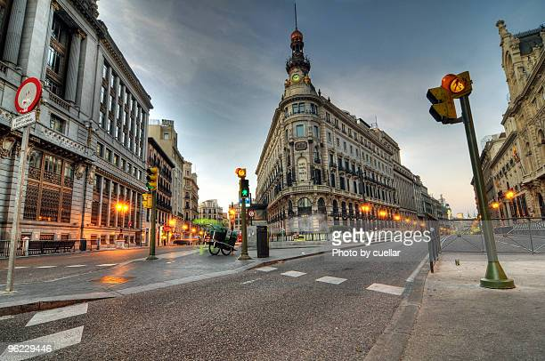 madrid surreal - madrid bildbanksfoton och bilder