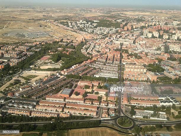 Madrid, village near Barajas airport